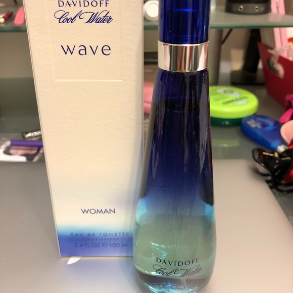 Davidoff Other Cool Water Waves Women Perfume Poshmark